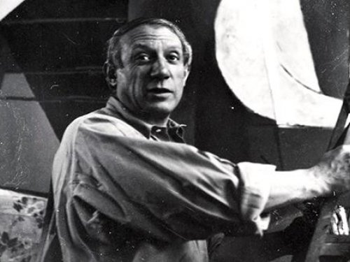 Exposition Picasso et l'Exil
