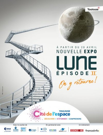 Exposition Lune Episode II