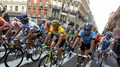 Toulouse Ville Étape du Tour De France 2019