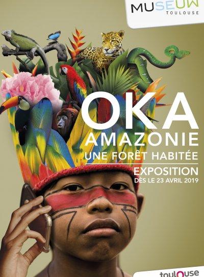 Expo Oka Amazonie : une forêt habitée