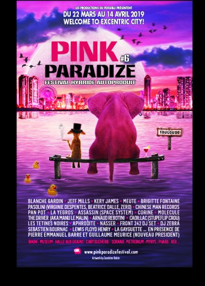 Pink Paradize