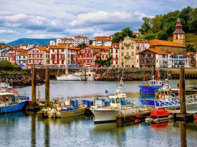 Escale en train : Bordeaux - Pays Basque (Bayonne, Biarritz, Saint-Jean-de-Luz)