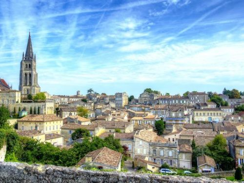 Escale en train : Bordeaux - Saint Emilion