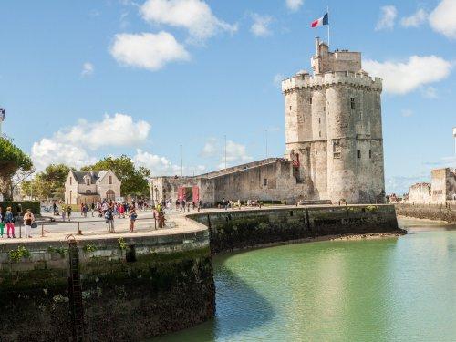Escale en train : Bordeaux - La Rochelle