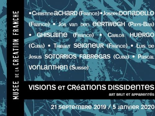 Expo : Visions et Créations Dissidentes
