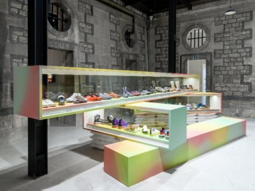 Expo Playground - Le design des sneakers