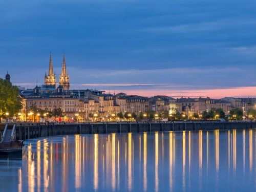 Expo Photos Bordeaux UNESCO : 10 regards pour voir d'un autre œil le Port de la Lune de Bordeaux