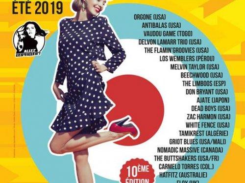 Festival relâche 2019 10ème Édition