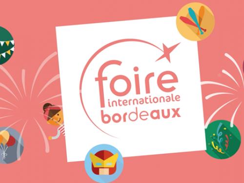 FOIRE INTERNATIONALE DE BORDEAUX  avec à l'honneur; LE MAROC