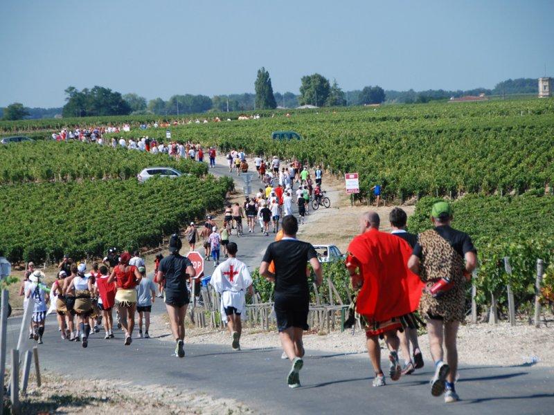 1 marathon du medoc