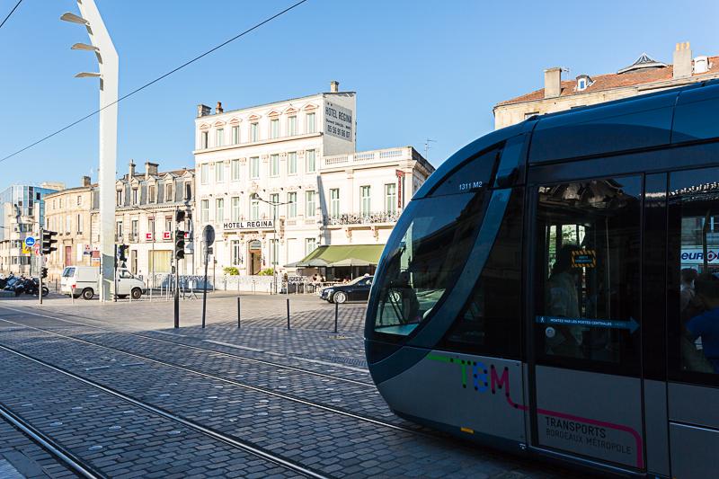 Hotel Regina Bordeaux Gare Saint Jean