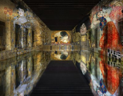 Bassins des Lumières : Klimt et Klee