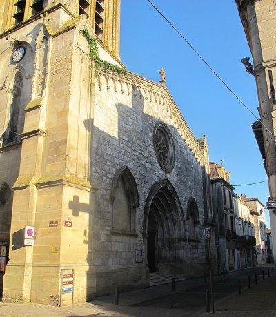 EYglise Notre Dame de Sainte Foy la Grande Credit Polymagou   CC BY SA