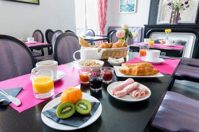 Offre petit déjeuner à prix  Malin
