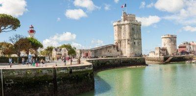 Vieux Port De La Rochelle CoYteY Ville 223237923