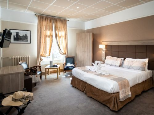hotel regina berck sur mer chambre superieure 1
