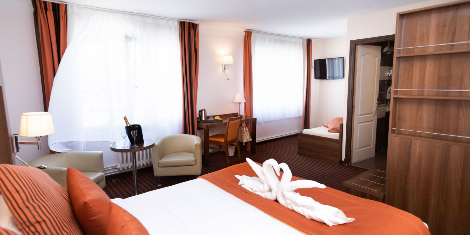 hotel regina berck sur mer chambre premium 5