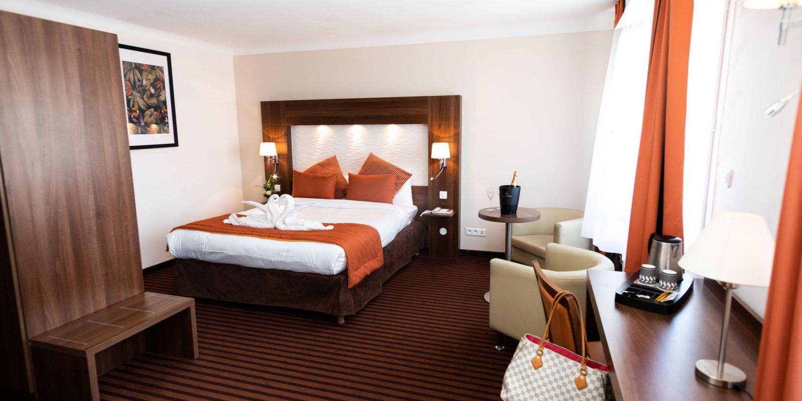 hotel regina berck sur mer chambre premium 6
