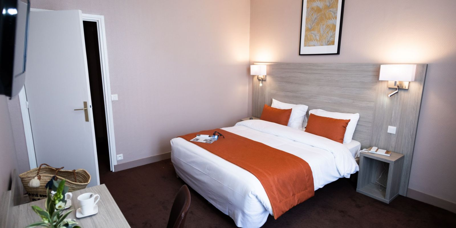 hotel regina berck sur mer chambre standard 2