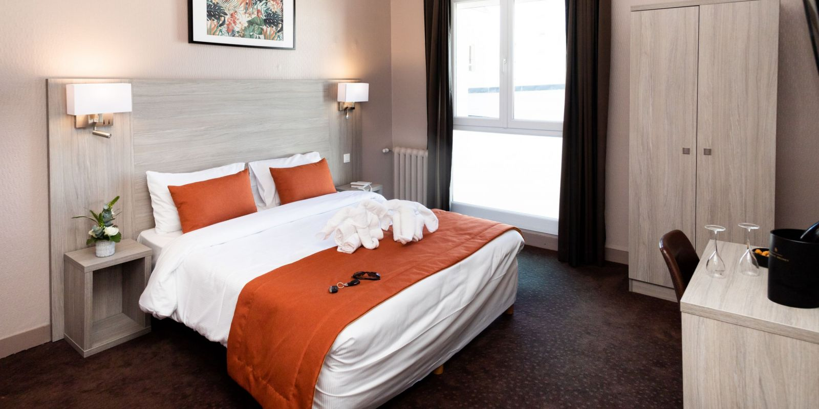 hotel regina berck sur mer chambre standard 3