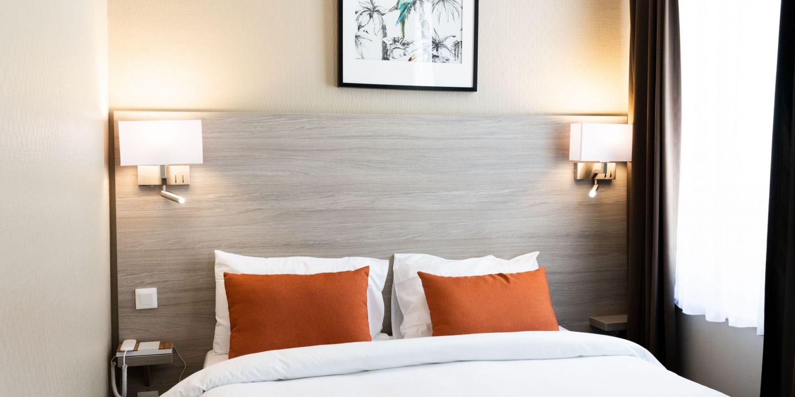 hotel regina berck sur mer chambre standard 4