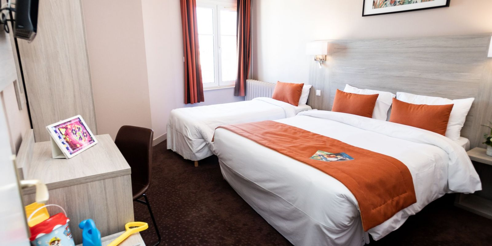 hotel regina berck sur mer chambre standard 5