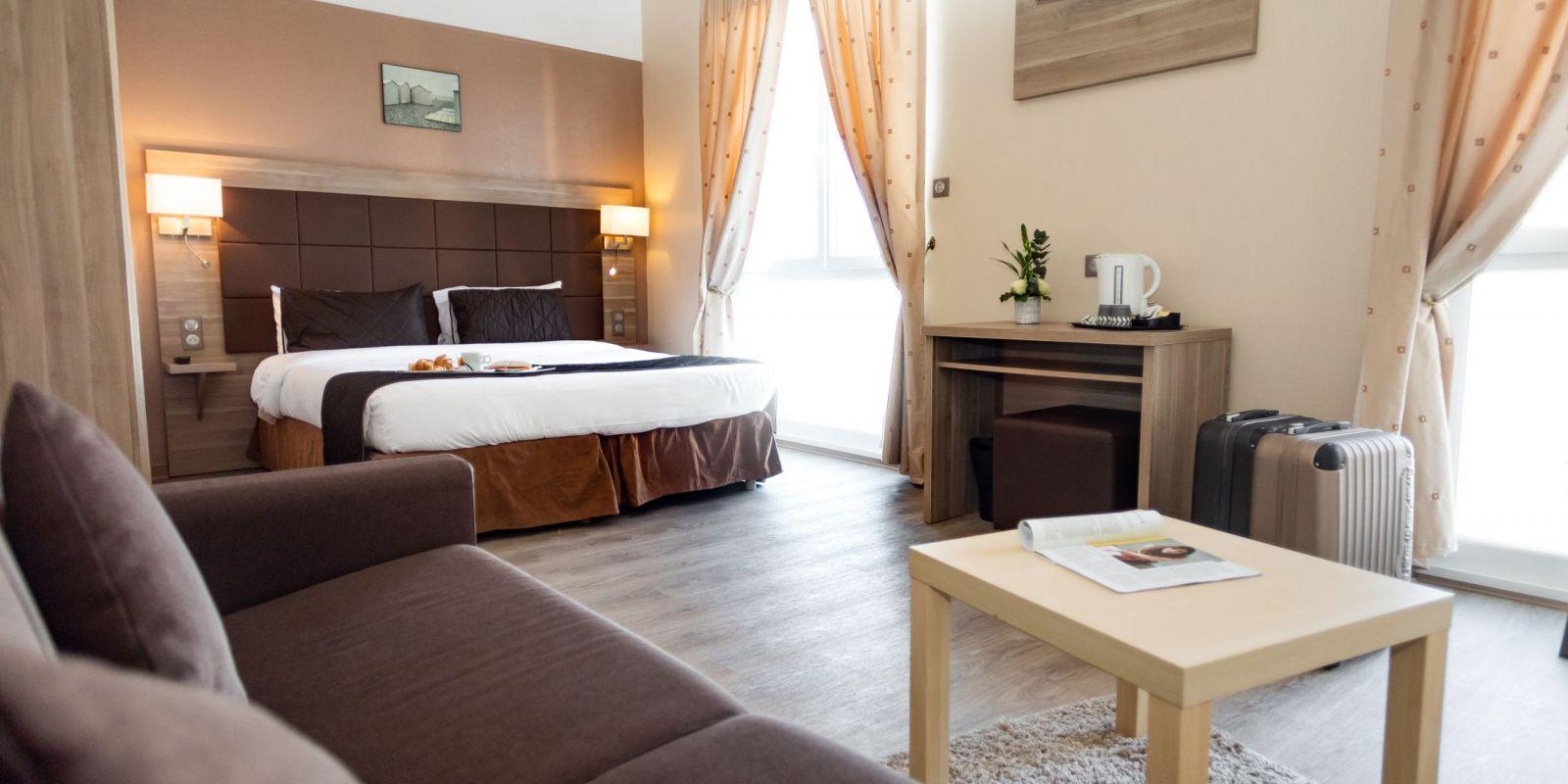 hotel regina berck sur mer chambre superieure 2