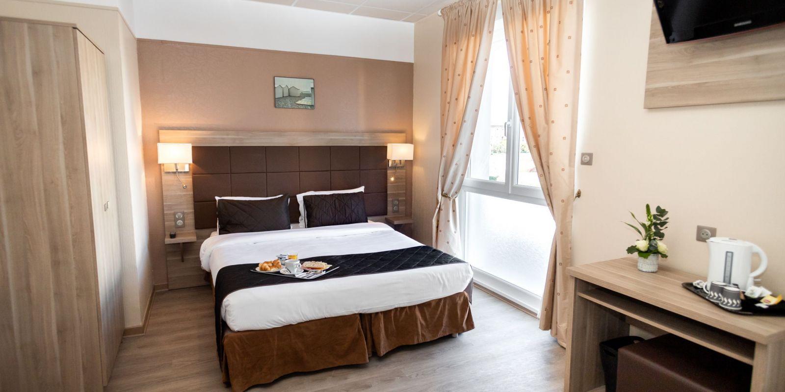 hotel regina berck sur mer chambre superieure 4