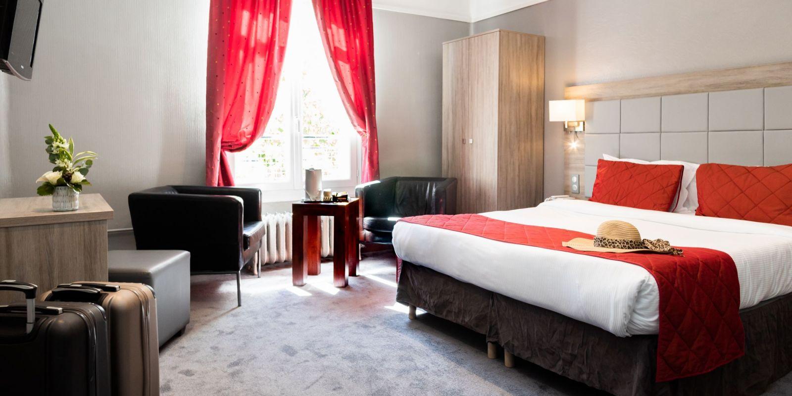 hotel regina berck sur mer chambre superieure 7