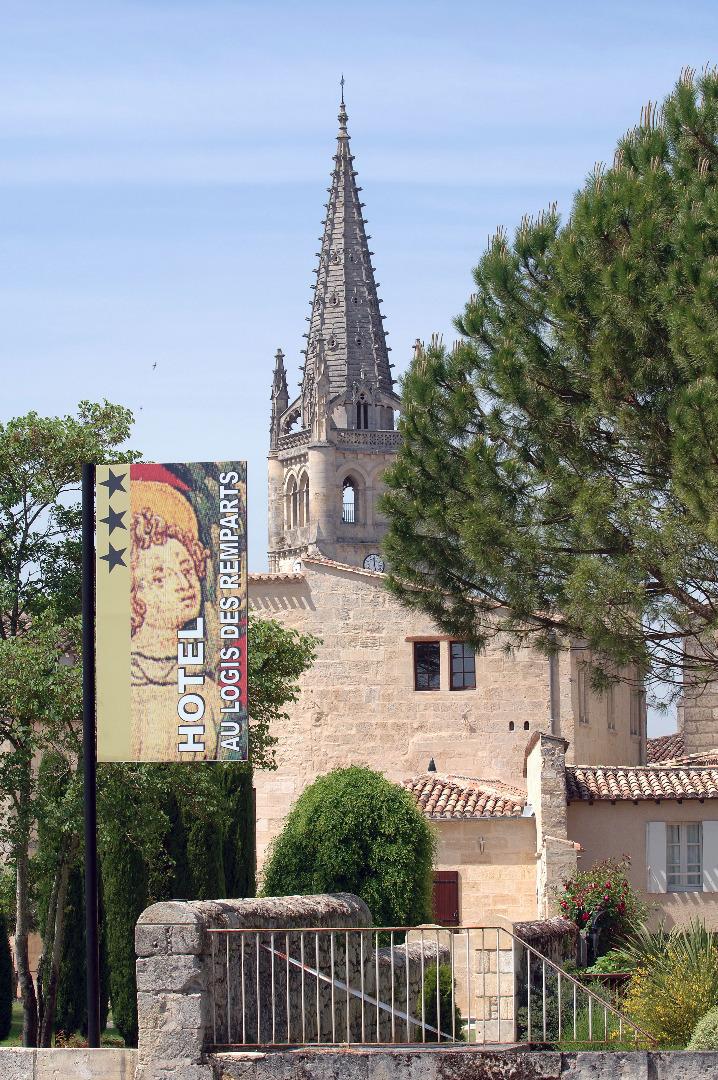 Saint Emilion Hotel De Charme