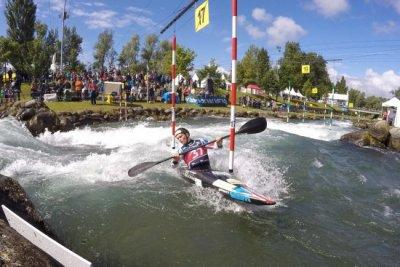 Championnats d'Europe slalom en 2019