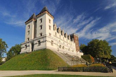le chateau de Pau