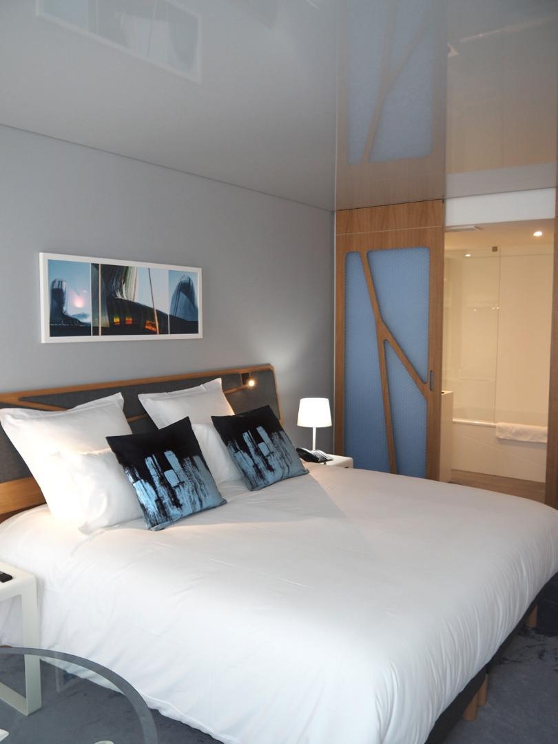 Les chambres designs du Seeko\'o Hotel
