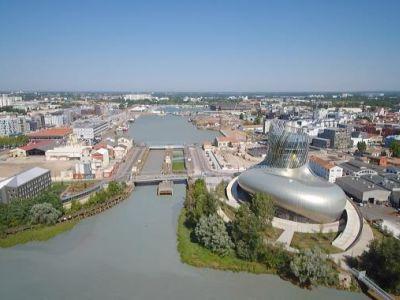 Bordeaux Maritime : Bacalan et les Bassins à flot