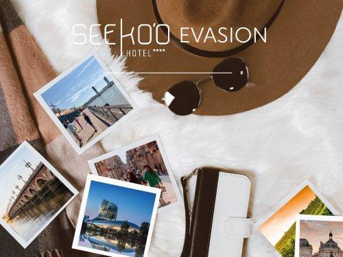 SEEKOO EVASION V3 modif