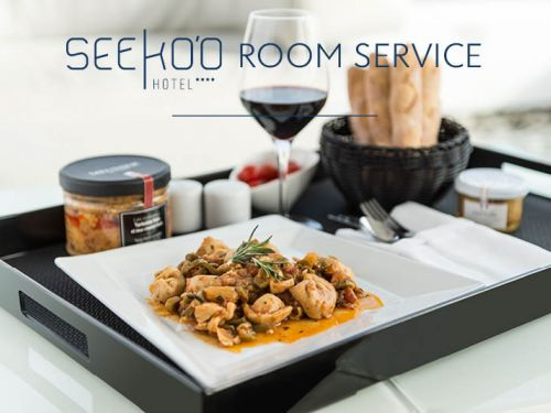 SEEKOO ROOM SERVICE