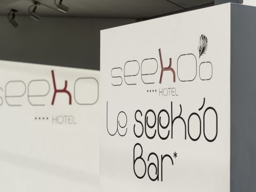 Seekoo Hotel Bordeaux   Facade 4
