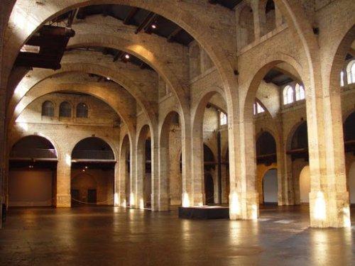 The CAPC Contemporary Art Museum of Bordeaux