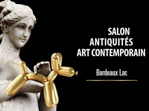 1 Salon des Antiquaires et de l art contemporain w2