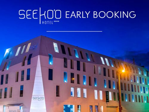 Seeko'o Early Booking
