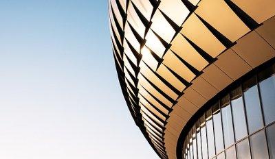 640px Sunlight in a modern facade Unsplash