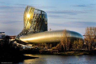 La Cité du Vin vous accueil