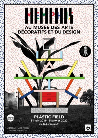 "Exposition ""Memphis Plastic Field"""