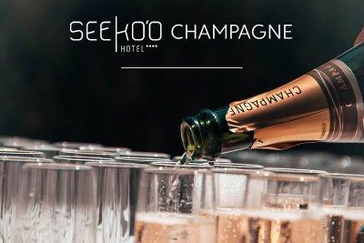 Seeko'o Champagne à 211€