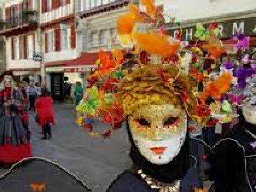 Carnaval de Venise à Saint Jean de Luz  09 et 10 Juin 2018