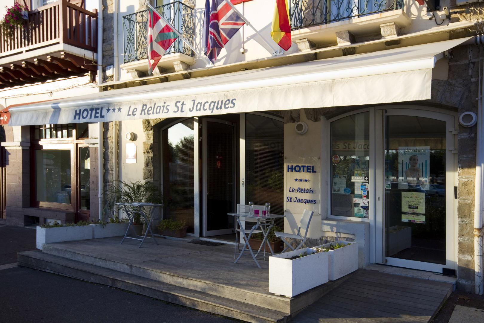 Le Relais St Jacques Hotel
