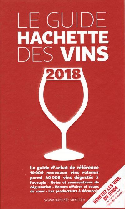 2 étoiles Hachette pour le Cuvée Majeure Rouge 2015