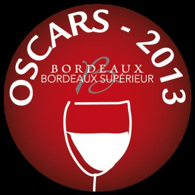 Le Château Turcaud Rouge 2011 est  lauréat des Oscars Bordeaux