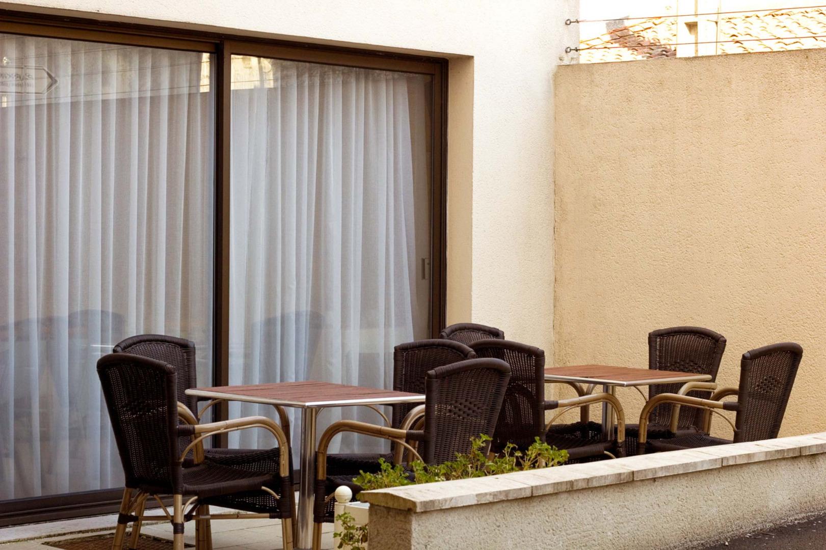 Inter Hotel Le Valois Cognac Centre