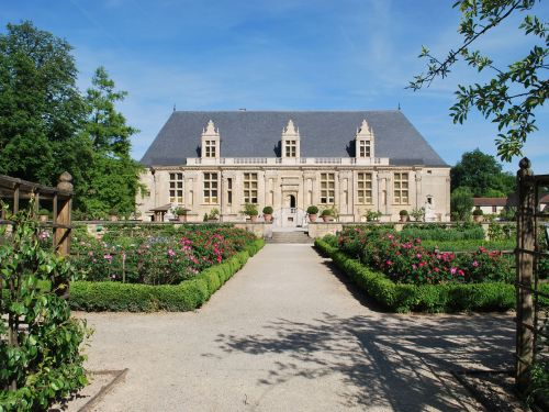 The Chateau du Grand Jardin